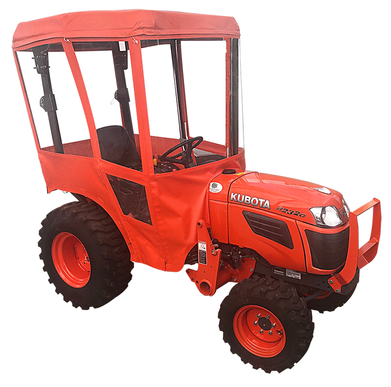 cover my tractor
